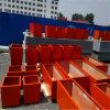 Planta de terrazzo de flor de plástico reforçada de fibra de vidro de China / panelas para decoração de jardim