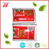 Colher de tomate de sachinha orgânica fino de 70g