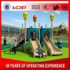製造業者のカスタム安全プラスチックスライドの屋外の娯楽運動場装置HD16-048b
