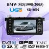Jugador especial del coche DVD GPS de HUGO para BMW M3 SD-6502