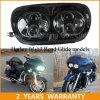 Двойная фара 5.75inch СИД на Glide 2004-2013 дороги Harley Davidson
