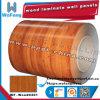Отделка картины PPGI SMP HDP PE PVDF деревянная