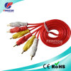 3RCA Fish Eye Audio Video Cable