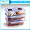 Casella di pranzo di plastica chiusa ermeticamente del nuovo prodotto 2015