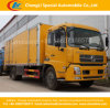 Dongfeng resistente 4*2 Container Van Box Truck