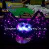 3D Licht van de Decoratie van Halloween van het Ontwerp van de Spin