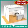Fiera commerciale di mostra che fa pubblicità alla cabina di schema delle coperture della strumentazione nella fiera e nell'Expo