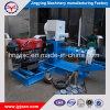 Venda a Quente do Motor Diesel Plippines Pellet Feed peixe flutuantes fazendo a máquina Triturador para tilápia