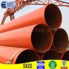 Ölfeld Pipeline PET Coated SSAW Spiral Steel Pipe API-5L