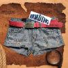 Отдел джинсовой ткани повелительниц конструкции способа несенный Jean Brunet замыкает накоротко (HDLJ0001)
