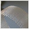 電流を通された正方形の網の前に編むこと