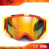 Sports d'hiver de lunettes de ski avec de doubles femmes antibrouillard d'hommes en verre de masque de lentille