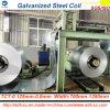 Bobina de aço galvanizada do soldado bobina principal com zinco 100g-Z275g