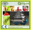 Экстрактор фруктового сока нержавеющей стали спиральн