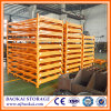 Tr-72  - Bk Truck Tires Stacking Rack с Foldable Fence