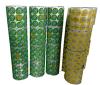 Película de empaquetado laminada Rolls del papel de aluminio para el acondicionamiento de los alimentos