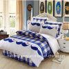 2015 Fashoniable vida hogar cómodo hotel de 4 PCS Conjunto de ropa de cama