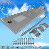6W 120W all'alta lista solare Integrated di prezzi dell'indicatore luminoso di via di luminosità LED con la macchina fotografica del CCTV