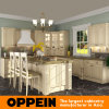 L PVC de la forma moderna del gabinete de cocina con muebles de la casa