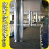 Couverture de revêtement de colonne d'acier inoxydable
