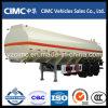 Cimc 45cbm 3 ejes del depósito de combustible de aceite semi remolque