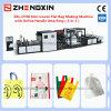 Zxl-D700 de niet Geweven Vlakke Zak die van de Bevordering Machine maakt