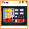 Коробка индикации окна освещенная контржурным светом СИД ультра тонкая светлая (CSH01-A2L-06)