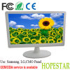 15.6 LED Monitor blanco con VGA DVI / HDMI