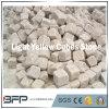 Amarela Cubos de granito de pedra de calçada/Jardim/caminho