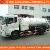 camion ad alta pressione di pulizia del camion 4X2 di aspirazione delle acque luride di 8cbm 10cbm