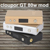 80W Temp Control Box Mod Cloupor Gt