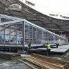 Tenda trasparente del PVC della tenda foranea superiore libera per approvvigionamento esterno