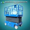 8m 12M Electric Mini hydraulique mobile de la plate-forme élévatrice à ciseaux table élévatrice à ciseaux