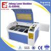 Machine de découpage de bureau de laser de machine d'inscription de carte de mariage pour le papier