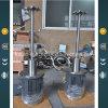 Misturador de disco de alta velocidade da dispersão do detergente líquido de aço inoxidável