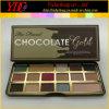 16 цветов шоколад Золотой матовый теней Палитра для слишком, с которыми сталкиваются косметики