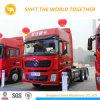 حارّ عمليّة بيع [شكمن] [6إكس4] مقطورة رأس شاحنة جرار شاحنة