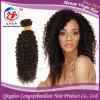 Бразильский уток человеческих волос курчавых волос девственницы Remy Weft (HKCB-A215)