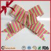 2018 Glitter Butterfly tire de la proa de cinta de opciones para decoración de Navidad
