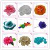 Großhandelsklage-Reverspin-Gewebe-Blume