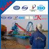 Draga aprovada da mineração do ouro da cubeta Chain do ISO