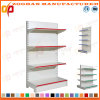 La fabbricazione ha personalizzato la scaffalatura di parete d'acciaio del negozio del supermercato (Zhs592)