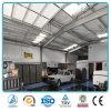 La construction portique d'usine de bâti a employé les cloches commerciales de mémoire d'entrepôt en métal