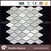 Belle mattonelle di mosaico popolari del marmo della pietra del getto di acqua