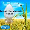 Agrochemische Insecticide Emamectin Benzoate (68%TC, 70%TC, 80%TC, 5%EC, 5%WSG)