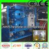 El doble de las etapas de filtración de aceite del transformador de vacío