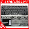 Испанская клавиатура тетради для черноты павильона 14-E 14e HP