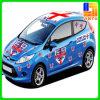 Etiqueta engomada magnética del coche de la etiqueta engomada de la impresión ULTRAVIOLETA desprendible para la decoración