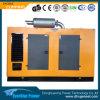 Tipo silencioso producción de energía diesel insonora de Generaing con el pabellón al aire libre