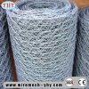 3/8  горячих окунутых гальванизированных плетений Malla шестиугольных для гипсолита стены